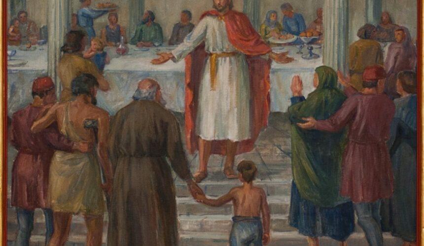Gud holder fest – kommer du ?