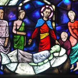 Kristi kærlighed er stærkere end døden